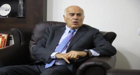 الرجوب: فتح لم تناقش بعد مرشحها للرئاسة