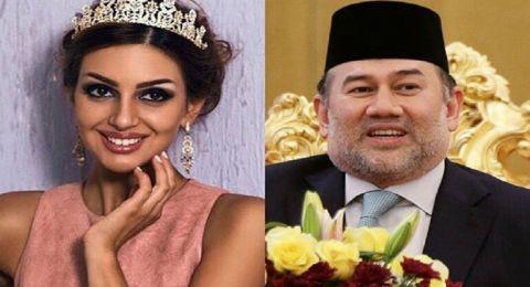 ملك ماليزيا السابق يدفع أموالا لابن طليقته مشترطا تربيته إسلاميا