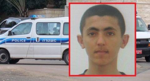شرطة إسرائيل تناشد الجمهور بالمساعدة في العثور على طه العموري