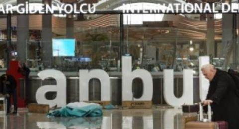 أرقام مذهلة عن مطار إسطنبول الدولي