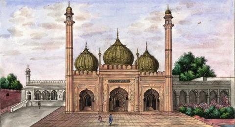 """باكستان تحذر الهند بسبب تحويل مسجد """"بابري"""" لمعبد يهودي"""