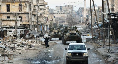 مصرع شخص بانفجار ضخم في مصفاة بانياس السورية