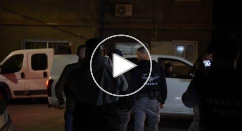 موجة أخرى من الاعتقالات في طرعان... 67 معتقل حتى الان