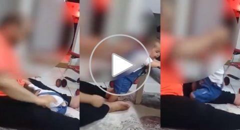 النيابة السعودية تحرك دعوى ضد أب عنّف طفله