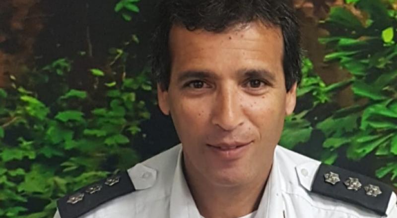 لأول مرة: تعيين الضابط سلمان خير رئيسا لقسم الحماية من النار في محطة الجليل المركزي - لواء الشمال