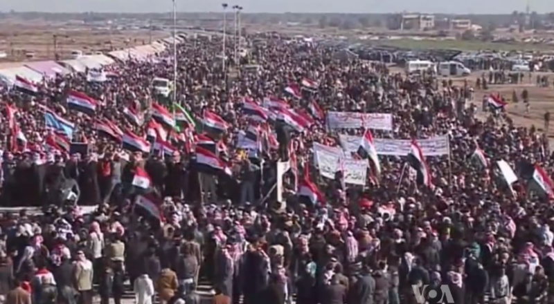 إسرائيل تتعاطف مع العراقيين وتتهم الحرس الثوري الإيراني بقتل المتظاهرين