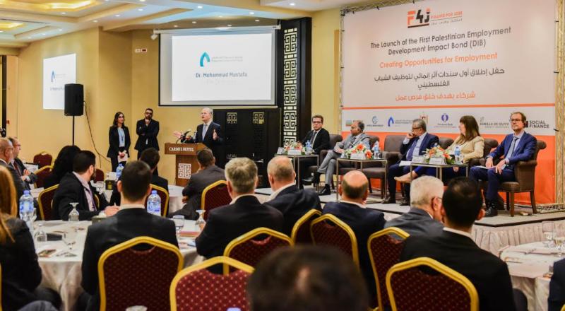 إطلاق أول سندات أثر إنمائي في فلسطين بهدف تطوير المهارات وتوظيف الشباب الفلسطيني