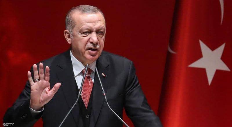 أردوغان: لن ننسحب من سوريا إلا بعد خروج الدول الأخرى