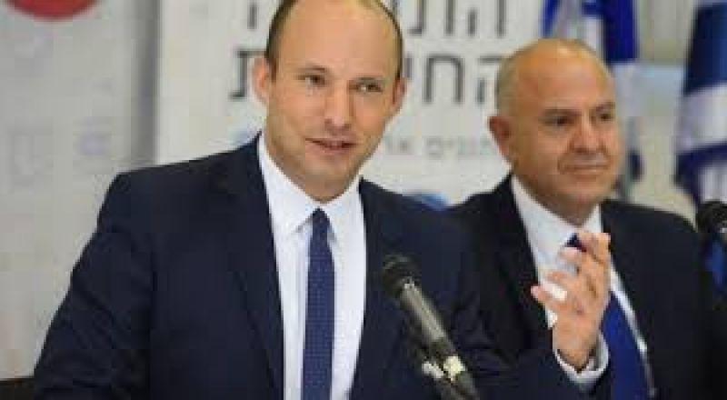 نتنياهو يقرر تعيين نفتالي بينيت وزيرًا للدفاع