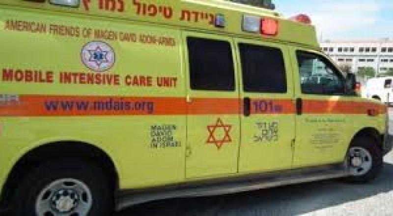 إصابة متوسطة لعامل (24عاما) سقط من علو في المنطقة الصناعية