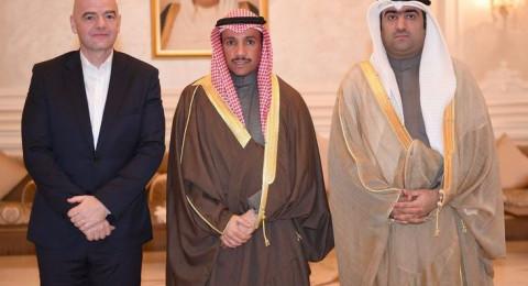الفيفا يعلن رفع الإيقاف عن الكويت