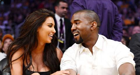 كيم كارداشيان تنشر صورة رومانسية لها مع زوجها