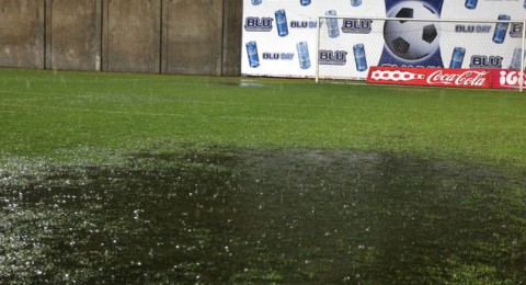 بسبب احوال الطقس تأجيل مباريات الاولاد حتى اشبال (ب)