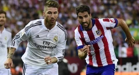 فلسفة أنشيلوتي تهدي أتلتيكو نصف بطاقة ربع النهائي وتحرج ريال مدريد