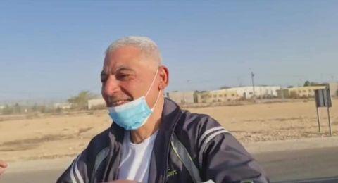 بعد 35 عامًا في الأسر.... رشدي ابو مخ يعانق الحرية