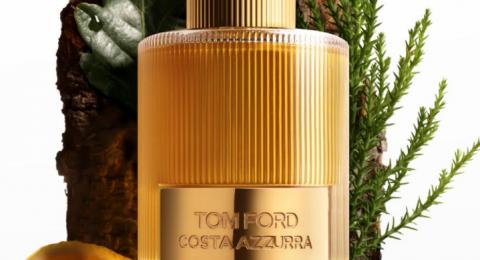 المصمم العالمي توم فورد يطلق العطر الجديد في مجموعة SIGNATURE: COSTA AZZURA