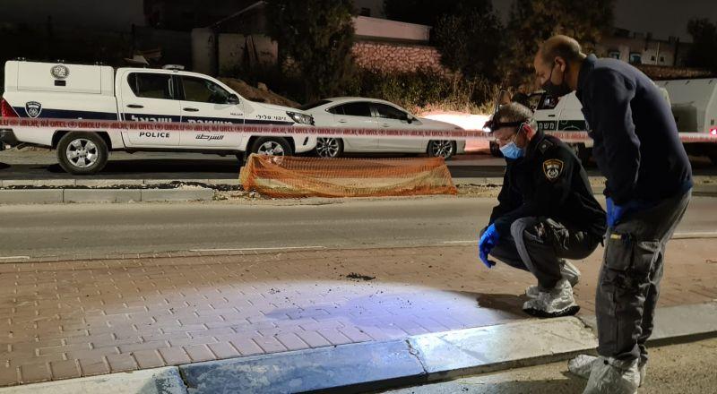 اصابة 3 فتيان في رهط بجروح متفاوتة جراء تعرضهم لاطلاق النار