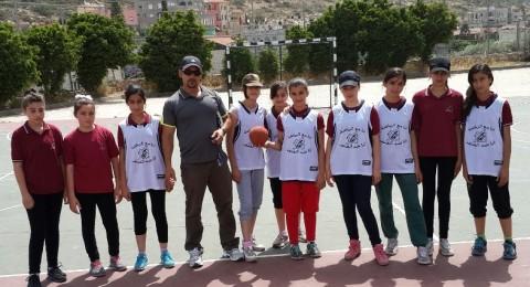 البيروني عرابة تستضيف بطولة كرة اليد لمدارس الشمال