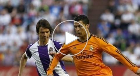 ريال مدريد يفرط بنقطيتن هامتين بتعادله امام بلد الوليد