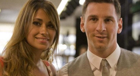ليونيل ميسي يحدد موعد زفافه
