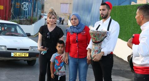 سخنين: جمعية السلام تنظم بمبادرة مياه الجليل افطاراً جماعياً لمسني البطوف والشاغور