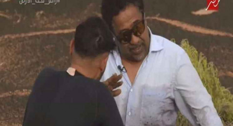 """الشاب خالد يكشف فبركة حلقته في برنامج """"رامز تحت الأرض"""""""