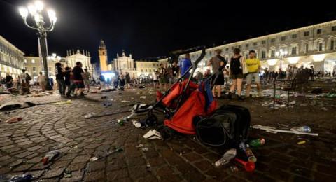 مبادرة إنسانية من يوفنتوس ورئيس الاتحاد الإيطالي تجاه الطفل المصاب بأحداث تورينو