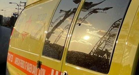 إصابة عامل بناء في سخنين بمنشار ديسك