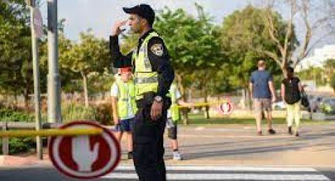 انتهاء دورة ضباط الأمن في المجتمع العربي