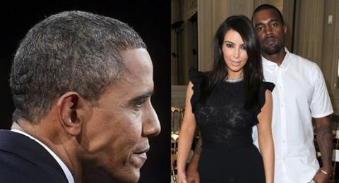 أوباما يحارب كارداشيان