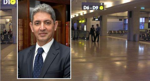 رضا منصور، سفير إسرائيل في بنما بعد التعامل مع عائلته في مطار اللد: