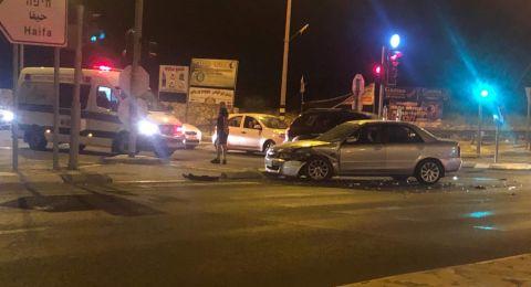 ابو سنان: مصرع رضيع متأثرًا بإصابته في حادث طرق