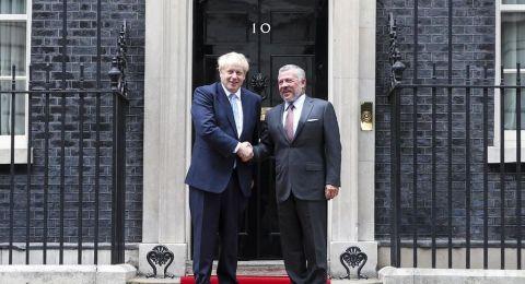 الأردن: الملك يطالب بوقف الممارسات الإسرائيلية الأحادية