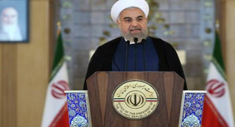 ماكرون يدعو روحاني إلى قمة