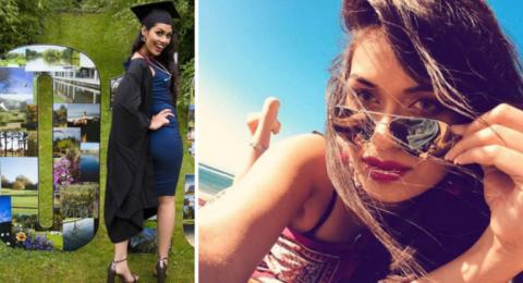 طبيبة من أصول هندية تتوج ملكة جمال إنجلترا 2019