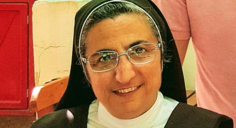 انتخاب الراهبة اليانا كرّام من حيفا رئيسة لرهبة عالمية
