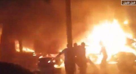 القاهرة: 17 قتيلا و30 جريحا جراء حادث مروع
