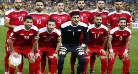 استقالة جماعية لأعضاء اتحاد كرة القدم السوري