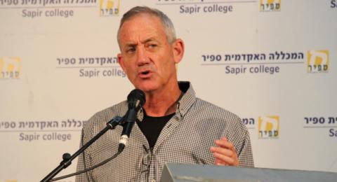 غانتس: الحرب القادمة على غزة ستكون الاخيرة