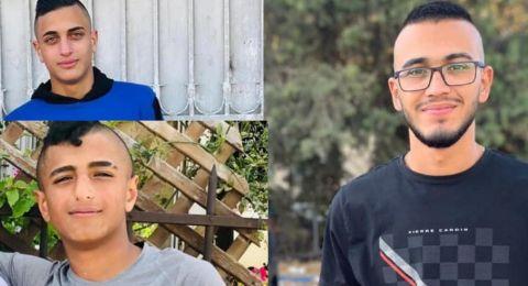 القدس:  اعتقال 3 شبان من حي راس العامود وتحويلهم للمحكمة