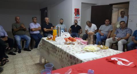 لجنة المبادرة العربية الدرزية تبحث انتخابات الكنيست وتدعو لدعم القائمة المشتركة فقط