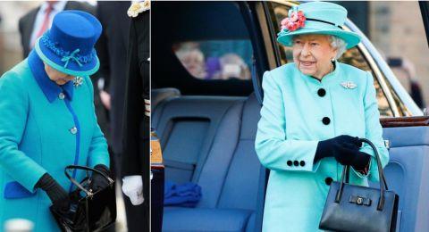 حقائق غريبة عن حقيبة يدّ الملكة إليزابيث!