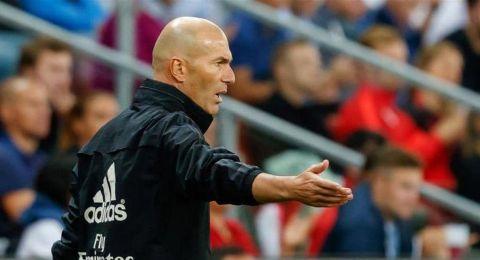 زيدان: هذا ما يحتاجه ريال مدريد للمنافسة على الألقاب