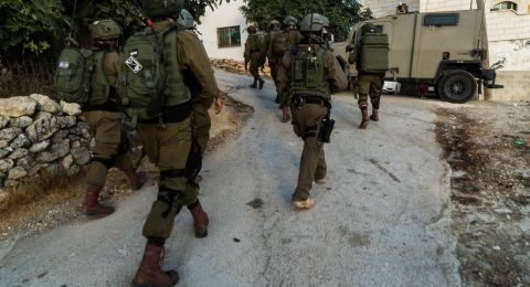 القبض على منفذي عملية قتل الجندي الإسرائيلي