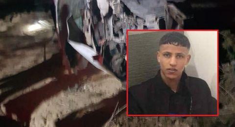 النقب: حادث طرق ومصرع عمران كايد النصايرة (20 عاما) بالقرب من رهط
