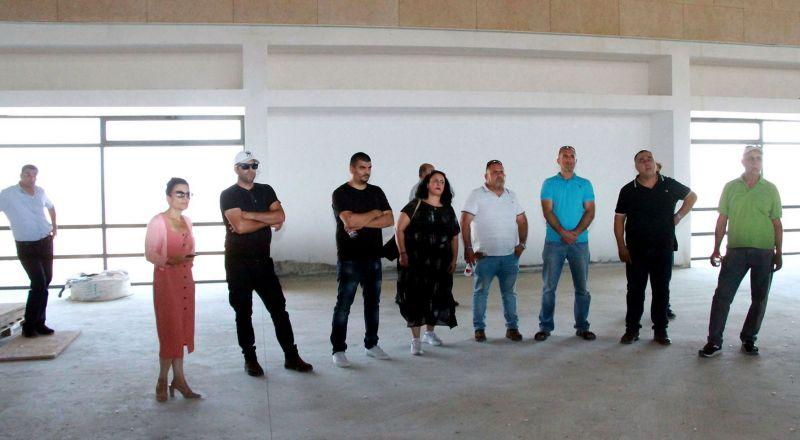 الجلبوع: جولة لأعضاء المجلس في المشاريع في البلدات والقرى