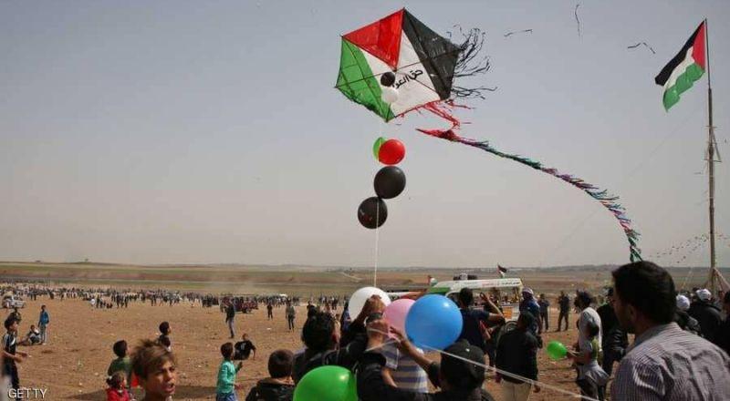 لا مسيرات العودة على حدود غزة اليوم