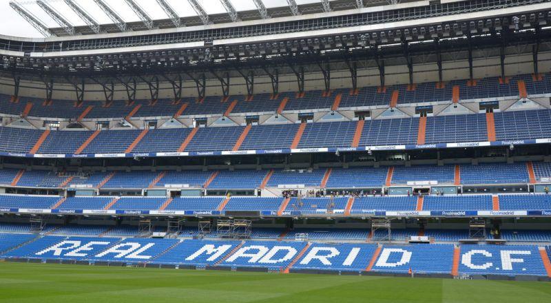 ريال مدريد يكشف عن أرقام لاعبيه