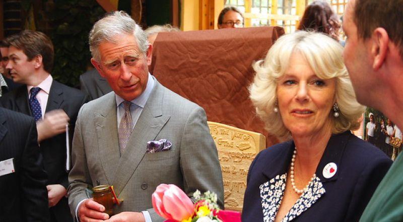 دعوة الأمير تشارلز للعب دور في فيلم