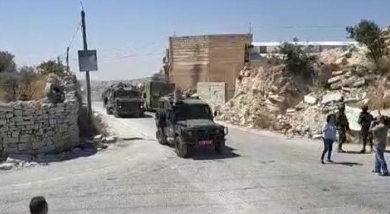 الاحتلال يقتحم بلدة بيت فجار جنوب بيت لحم